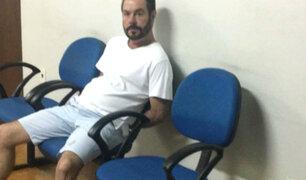 """Brasil: capturan a """"Cabeza Blanca"""", uno de los mayores narcotraficantes de Sudamérica"""