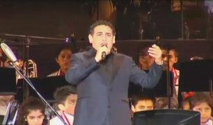Juan Diego Flórez ofrece concierto para ayudar a damnificados por huaicos