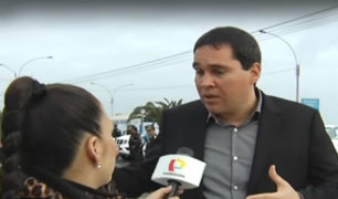 Alcalde de San Miguel se pronuncia sobre encuesta que le da mayor índice de aprobación
