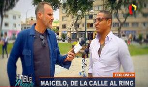 Confesiones de La Cobra: Jonathan Maicelo de la calle al ring