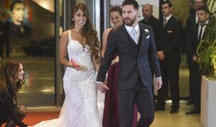 Lionel Messi y Antonella Roccuzzo: detalles inéditos de la 'boda del año'