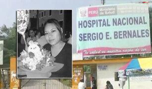 Hospital de Collique: embarazada muere y familia denuncia negligencia médica