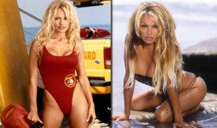 Las cinco décadas de la sensual Pamela Anderson