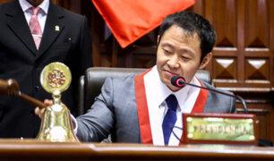 Fuerza Popular inició proceso disciplinario a Kenji Fujimori