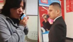 San Borja: mujer denuncia difamación y maltrato en tienda por departamentos