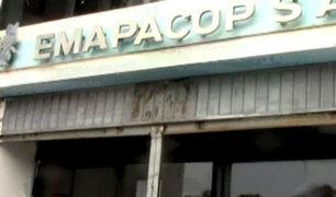Pucallpa: delincuentes roban 70 mil soles de empresa de agua potable