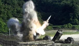 Se incrementa tensión entre Corea del Norte y Estados Unidos