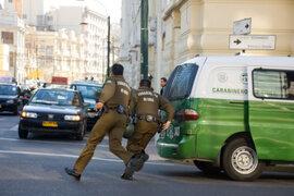 Chile: revelan escándalo de corrupción dentro de la policía