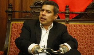 Luis Galarreta: Representantes de Perú Libre ponen reparos a  cronograma de debates del JNE