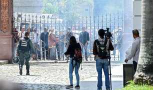 Venezuela: líderes mundiales condenan ataque a Asamblea Nacional