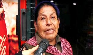 Leslie Shaw: ciudadanos se solidarizan con cantante tras asalto