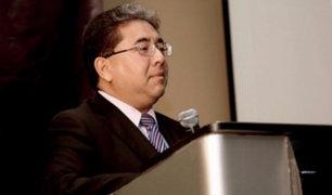 Ejecutivo propone al economista Nelson Shack como contralor de la República