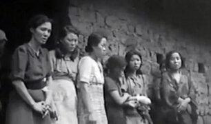 Aparecen primeras imágenes de las esclavas sexuales que Japón usaba en la Segunda Guerra Mundial