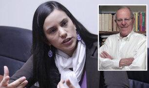 Verónika Mendoza a PPK: Indultar a Fujimori sería una puñalada a la democracia