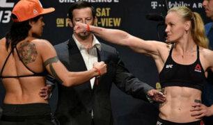 Valentina Shevchenko vs. Amanda Nunes: título de peso gallo de UFC 213