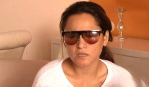 La Molina: mujer que agredió a anciano en supermercado pide perdón