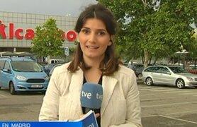 Reportera huye en pleno despacho tras cometer varios errores en vivo