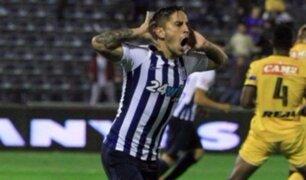 Alianza Lima venció 1-0 de visita a Unión Comercio y es líder del Apertura