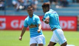 Sporting Cristal derrotó 3-1 a Sport Rosario y suma su tercera victoria consecutiva