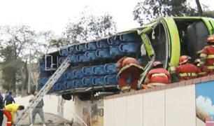 Tragedia en Cerro San Cristóbal: familiares denuncian que bus turístico no tenía SOAT