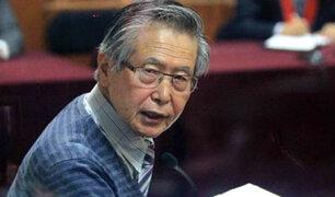 Alberto Fujimori: informe médico que recomienda indulto estaría en penal de Barbadillo