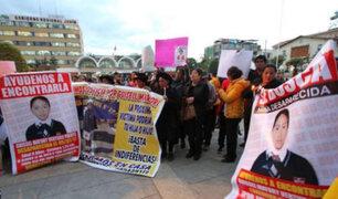 Huancayo: madre denuncia la desaparición de su hija de 8 años