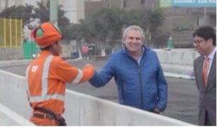 Luis Castañeda no acudió al Congreso para responder por accidente en Cerro San Cristóbal