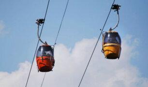 Cerro San Cristóbal: proyecto de teleférico fue anulado por municipio de Lima