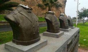 Chile: autoridades investigan ataque contra monumentos históricos
