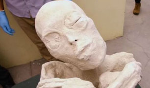 Denuncian a mexicanos que anunciaron hallazgo de momias extraterrestres