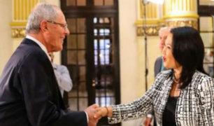 Congresista Bartra calificó de favorable el diálogo entre PPK y Keiko Fujimori