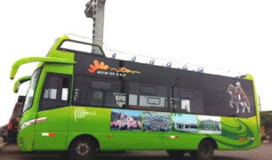 """Propietario de empresa """"Green Bus"""" se encuentra con paradero desconocido"""