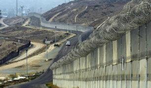 EEUU: republicanos autorizan US$ 1600 millones para construcción de muro