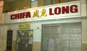 Sigue en investigación asesinato de ciudadano chino en Comas