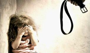 Maltrato Infantil: padres descargan su ira contra sus hijos