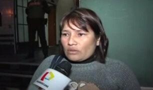Mujer teme por su vida luego que su expareja intentara asesinarla