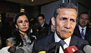 Juez resuelve esta tarde prisión preventiva contra Humala y Nadine