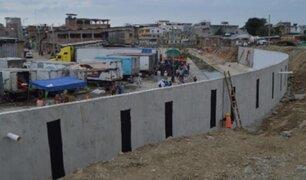 Ecuador suspendió construcción de muro en la frontera con Perú