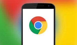 ¿Google Chrome se puso lento en tu celular? ¡De esta forma facilísima puedes resolverlo!
