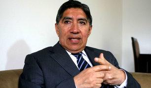 Avelino Guillén asegura que es necesaria prisión preventiva contra Ollanta Humala y Nadine Heredia