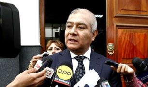 """Wilfredo Pedraza: """"Ollanta y Nadine se encuentran privados de su libertad por una decisión equivocada"""""""