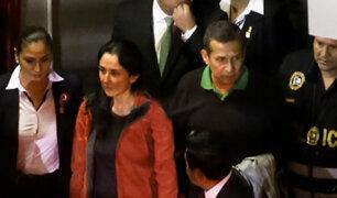 Formalizan hoy apelación contra prisión preventiva de expareja presidencial