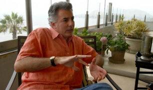 Álvaro Vargas Llosa: No me arrepiento de haber votado por Ollanta Humala