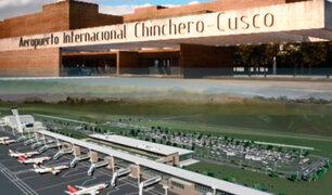 Presidente Vizcarra anunció que aeropuerto de Chinchero comenzará a construirse en 2020