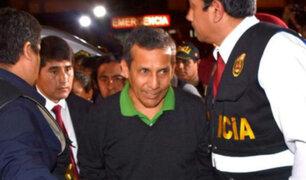 Caso Fasabi: Comisión de Fiscalización no fue recibida por Humala en la Diroes