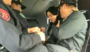 Nadine Heredia quedó recluida en el Anexo del penal de Mujeres de Chorrillos