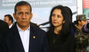 Humala y Heredia: expareja presidencial abandonó su vivienda en surco esta madrugada