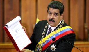 Expresidentes latinos llegaron a Venezuela para supervisar el plebiscito contra Maduro