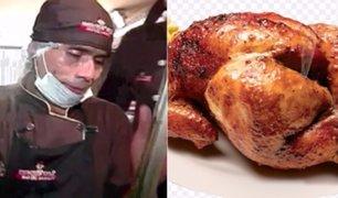 Pollo a la brasa: así se vive un día detrás de la preparación de este plato nacional