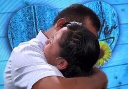 Emotivo reencuentro: Sarita por fin conoce a su padre tras 20 años